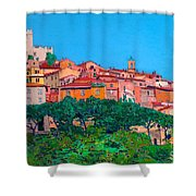 Saturina Shower Curtain