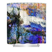 Sausalito Shower Curtain