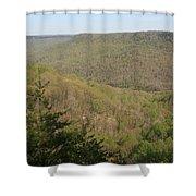 Savage Gulf Tennessee State Park IIi Shower Curtain