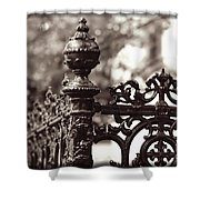 Savannah Strong Shower Curtain