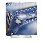 Saweet Chevy 1937 Chevrolet Shower Curtain