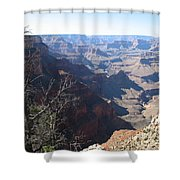 Scenic Grand Canyon Shower Curtain