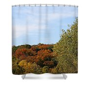 Scenic Hwy Shower Curtain