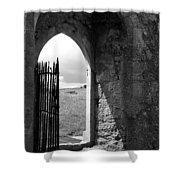 Scenic Portal 1 Shower Curtain