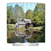 Scenic Reflections Shower Curtain