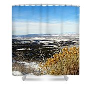 Scenic Vista Shower Curtain