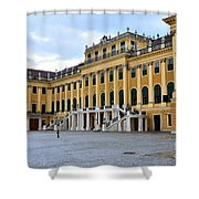Schonnbrun Vienna Austria Shower Curtain