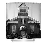 School House Shower Curtain