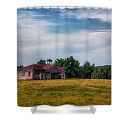 School Is Out For Summer Shower Curtain