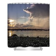 Scituate Harbor Ma Shower Curtain