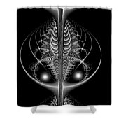Scorp Shower Curtain