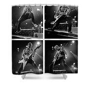 Scorpions-rudolph-gp19 Shower Curtain