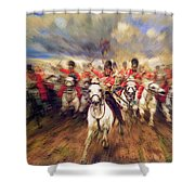 Scotland Forever  Shower Curtain