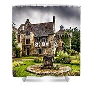 Scotney Castle 4 Shower Curtain