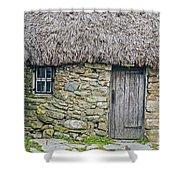Scottish Farmhouse Shower Curtain