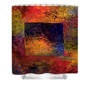 Scratch  -  Prints Available But Original Sold Shower Curtain