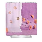 Scurves - S4v2t1 Shower Curtain
