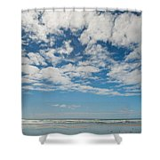 Sea And Sky 2 Shower Curtain