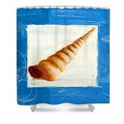 Sea Jewel Shower Curtain by Lourry Legarde