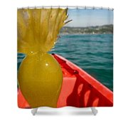 Sea Kayaking Find Shower Curtain