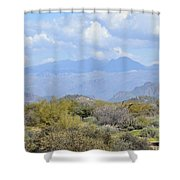 Sea Of Beauty Shower Curtain