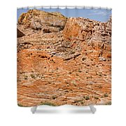 Sea Of Color Shower Curtain
