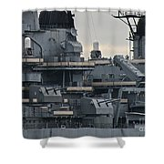 Sea Power Shower Curtain