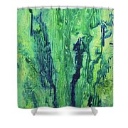 Sea Spring Shower Curtain