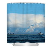 Seabridge Shower Curtain