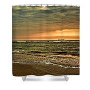 Seagoing Shower Curtain