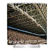 Seahawks Stadium 4 Shower Curtain