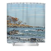Seapoint Beach  Shower Curtain