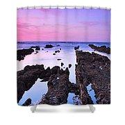 Seascape 26 Shower Curtain