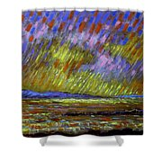 Seascape  I Shower Curtain