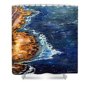 Seascape Series 5 Shower Curtain