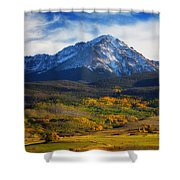 Seasons Change Shower Curtain