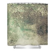 Seaspray Shower Curtain