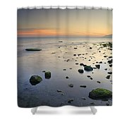 Seasunset  Dreams Shower Curtain