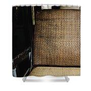 Seat Shower Curtain
