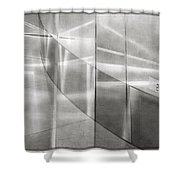 Second Floor Transitions Shower Curtain