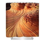 Second Wave Flow Shower Curtain