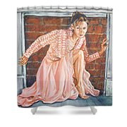 Secret Passage Shower Curtain