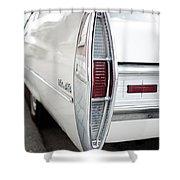 Sedan De Ville Shower Curtain