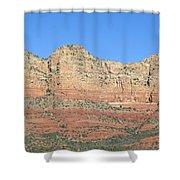 Sedona  Arizona  Mountain  Four Shower Curtain