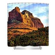 Sedona Arizona V Shower Curtain