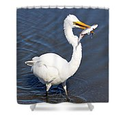 See My Catch Shower Curtain