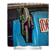 Seeburg Select-o-matic Jukebox Shower Curtain