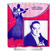 Seems Like Old Times Shower Curtain