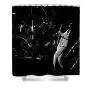Seger #9 Shower Curtain