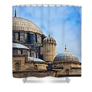 Sehzade Mosque 02 Shower Curtain